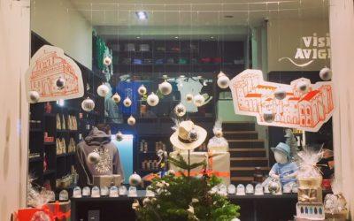 La Boutique Visite Avignon fête Noël